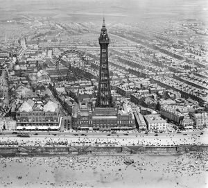 Blackpool in 1920 EPW002080