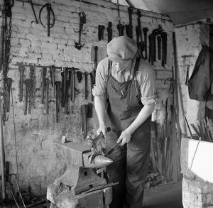 Blacksmith, Norfolk AA98_13558