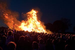 Bonfire, The Cotswolds Olmpicks DP083496