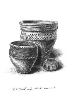 Bronze Age pottery N980005