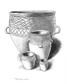 Bronze Age pottery N980007