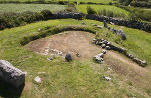 Carn Euny Ancient Village N160026