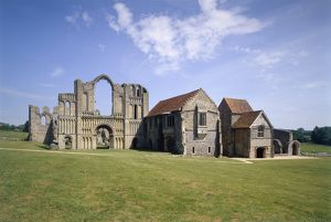 Castle Acre Priory K971172
