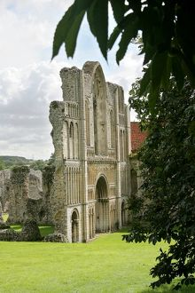 Castle Acre Priory N071614