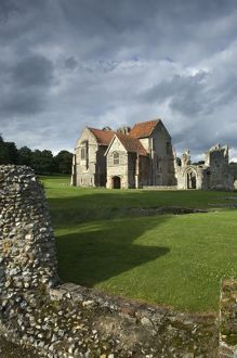Castle Acre Priory N080188