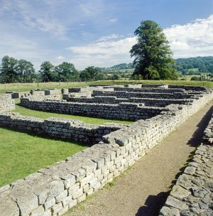 Chesters Roman Fort K850145