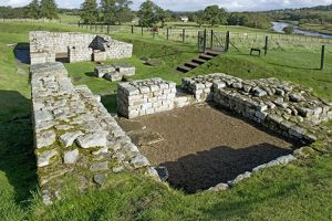 Chesters Roman Fort N100477