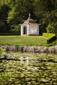 Chinese Temple, Wrest Park DP217080