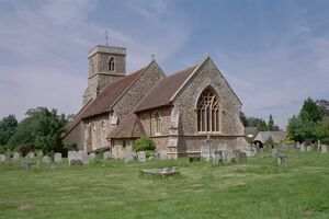 Church of St Michael & All Angels, Brantham.