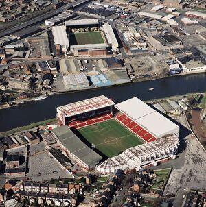City Ground and Meadow Lane, Nottingham EAW639030
