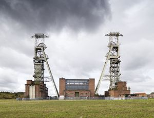 Clipstone Colliery DP137964