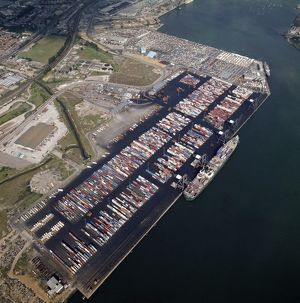 Container Terminal EAW516637