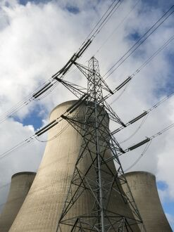 Cooling towers and pylons DP157352