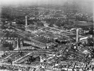 landscapes/aerial views/crystal palace fire 1936 rhw11521 h6133
