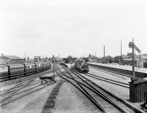 Didcot Junction in 1904 CC97_02192