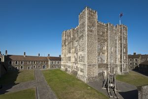 Dover Castle Great Tower N090153