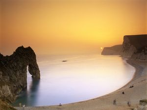 Durdle Door sunset K020292