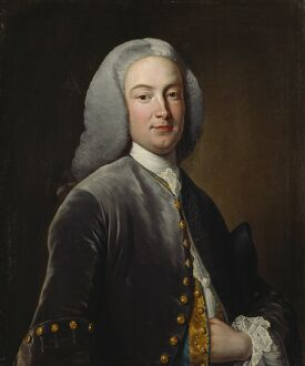 Eccardt & Van Loo - William Murray, 1st Earl of Mansfield K030636