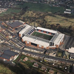 Ewood Park, Blackburn EAW639686
