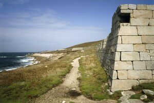 Garrison Walls, St Mary's, Isles of Scilly K920411