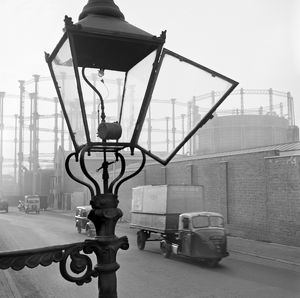 Gas street light, Kings Cross AA066009