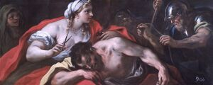 Giordano - Samson and Delilah N070587