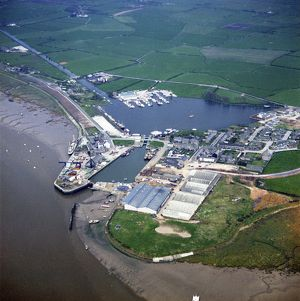 Glasson Dock EAW228113
