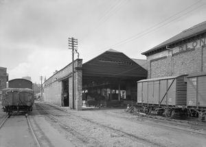 Goods shed, Birmingham BB64_02099