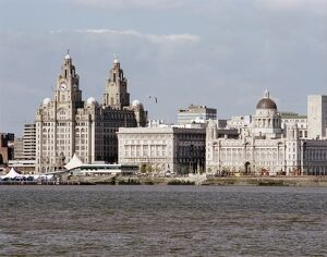 Three Graces, Liverpool AA029396