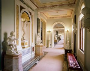Grand Corridor, Osborne House J070014