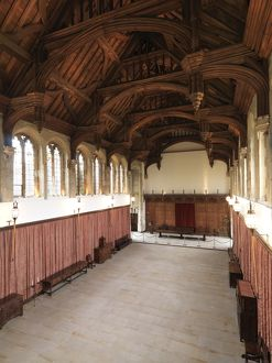 Great Hall, Eltham Palace N080559