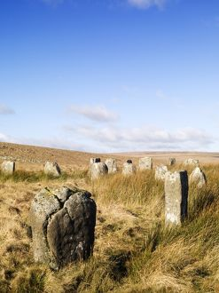 Grey Wethers Stone Circles N080727