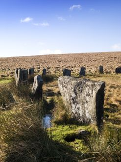 Grey Wethers Stone Circles N081130