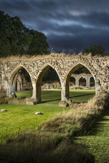 Hailes Abbey DP184773