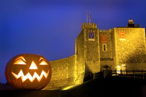 Halloween at Dover Castle N090380
