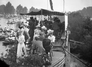 Henley regatta in 1897 CC71_00067