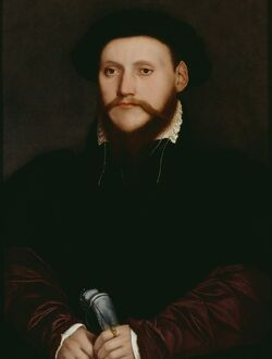 Holbein - An Unknown Man K980337