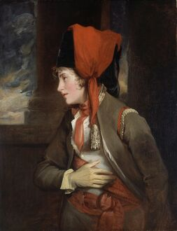 Hoppner - Mrs Jordan as Viola in Twelfth Night J950225