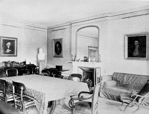 Down House Dining Room c.1876 N960004