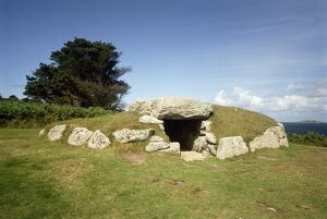 Innisidgen Burial Chamber, Isles of Scilly K920400