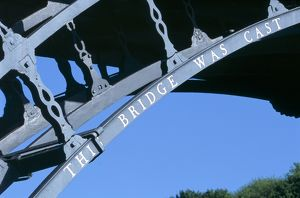 Iron Bridge M040116