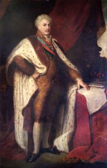 John VI, King of Portugal N070444