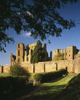 Kenilworth Castle J050140