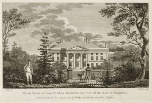 Kenwood House engraving K900329