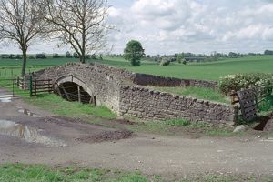 Ketton Packhorse Bridge