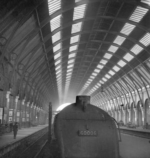 King's Cross Station AA072950