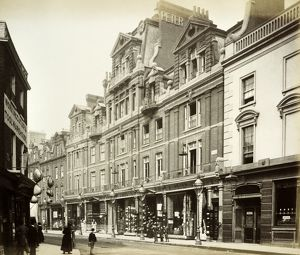 Kings Road, Chelsea, London 1885 BL05775