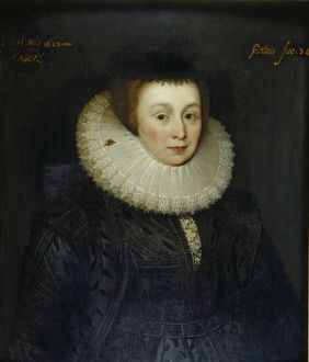Lady Emily Howard J030127