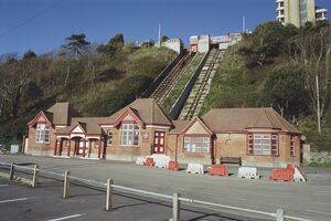 The Leas Lift, Folkestone