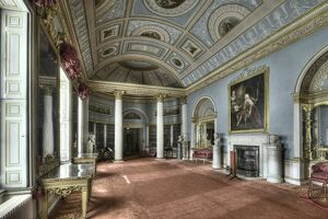 The Library, Kenwood House N110342